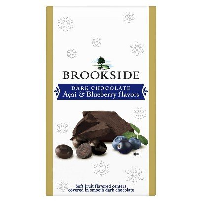 Brookside Dark Chocolate Acai & Blueberry, 5.5oz