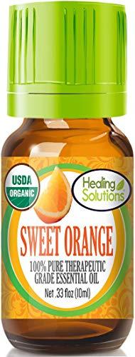 Organic Sweet Orange Essential 100 product image