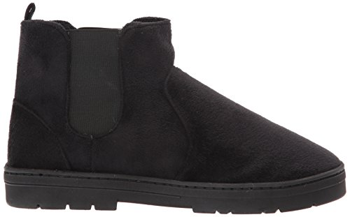 Steve Madden Men's Pclinton Slipper, Black, 9 M US by Steve Madden (Image #7)