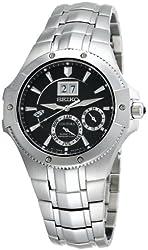 Seiko Men's SNP007 Coutura Kinetic Perpetual Watch