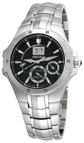 Seiko Coutura Kinetic Perpetual (Seiko Men's SNP007 Coutura Kinetic Perpetual Watch)