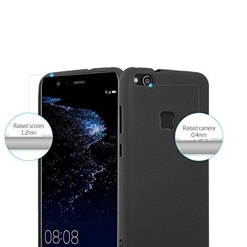 Cadorabo - Cubierta protectora para >                                      Huawei P10 LITE                                      < de silicona TPU en diseño Escarcha