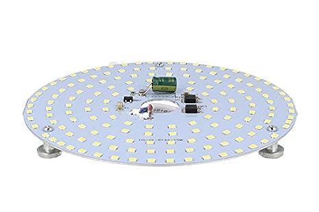 Plafoniere Con Neon A Led : Led plate w bianco freddo v mm con calamite per modifica