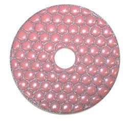 Diamond Professionals 4DP100 Polishing Pad 4'' 100 Grit Dry Platinum Series