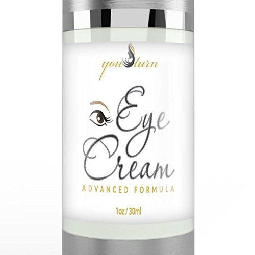 Eye Cream - Perfect For Helping With Dark Circles, Wrinkles, Puffiness, & Under Eye Bags - Best Eye Cream For Women & Men With Natural Ingredients For Anti Aging Skin Care - Advanced Formula - 30ml …