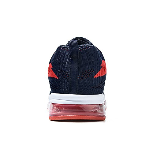 Basses Rosegal Baskets Multisports Sport Gym Sneaker Outdoor Bleu Sports Athlétique Femme De chaussures Fitness Course Chaussure rwBq7Or