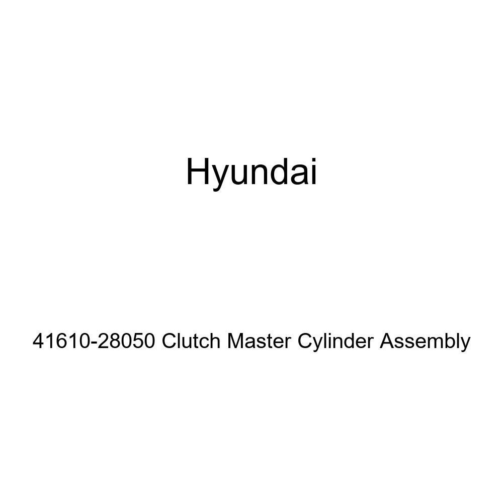 Genuine Hyundai 41610-28050 Clutch Master Cylinder Assembly