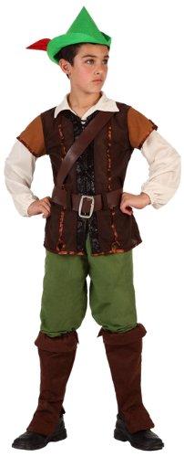 Atosa - Disfraz de arquero para niño, talla 5-6 años (7038): Amazon ...