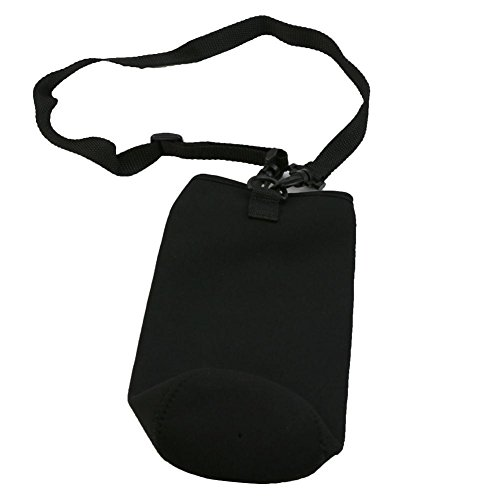 Forfar Carrier Insulated Cover Tasche 600ML Neoprene Water Bottle Schulter Holder Strap Travel Nützliches Getränk Sport