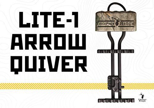 Trophy Ridge Lite-1 5 Arrow Quiver
