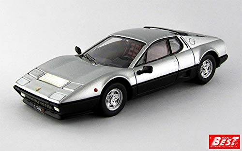 Best Vehicle, Grey Black Metallic, BEST9597