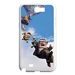 Up Samsung Galaxy N2 7100 Cell Phone Case White Pdsem
