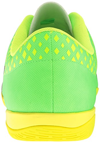 Puma Mens Evopower Vigor 4 It Scarpa Da Calcio Verde Gecko-puma Nero-giallo Sicurezza