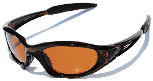 X-Loop Polarized Sunglasses Brown - Polarizedsunglasses