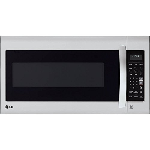 LG LMV2031ST Range Microwave Stainless product image