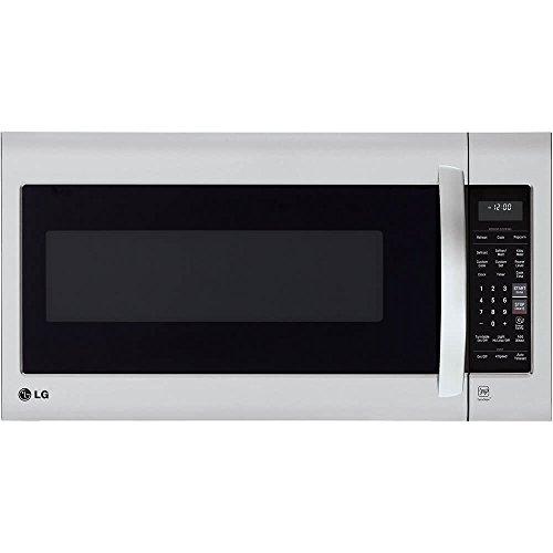 LG LMV2031ST Range Microwave Stainless