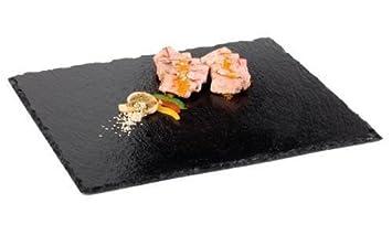 Supreminox Gastronorm Rectangular Slate, 26,5 x 17,5 x 30 cm: Amazon.es: Hogar