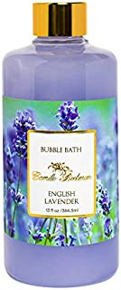 product image for Camille Beckman Bubble Bath, English Lavender, 13 Ounce
