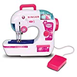 NKOK B/O Singer Zigzag Chainstitch Sewing Machine Remote Control Toy