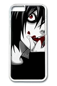 iPhone 6/6S Case,Clear,PC(Polycarbonate)Case jelly For iPhone 6/6S(Case can be customized)Lastest high-resolution Image,high-resolution Image,Ultra-thin Case-Death Note 99