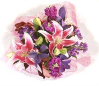 Amazon cheap wedding centerpieces 10 pink purple flower cheap wedding centerpieces 10 pink purple flower arrangements mightylinksfo