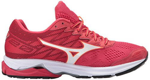 Lollipop Women's White Clownfish Wave Shoes 20 D Rider Mizuno Running vFA0Zw1qZ