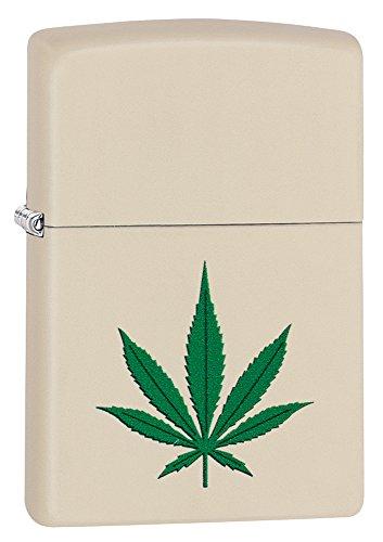 zippo pot leaf - 6