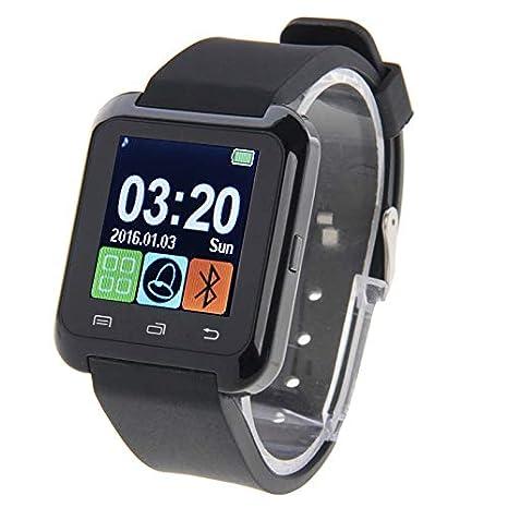 Amazon.com: Smart Watch U80 Bluetooth Health Smart Watch 1.5 ...