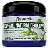 Naturally Sourced Deodorant, Tea Tree (2 Pack)