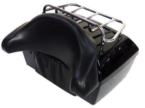 Motorcycle Backrest Luggage - 5
