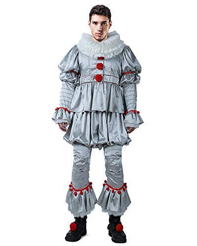 Deluxe Pennywise Costumes - Cosplay.fm Men's Pennywise The Dancing Clown