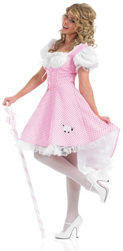 Bo Peep Longer Length Female Fancy Dress Costume - XL (US 18-20) (2)