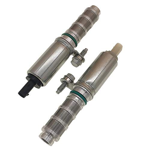 2016 Buick Regal Exhaust - YCT OCV Intake + Exhaust Variable Camshaft Position Actuator Timing Solenoid VVT VCT Valve Kit Fits 12662736 12662737 For Buick Cadillac Chevrolet Chevy GMC 2.0L 2.5L 2PCS