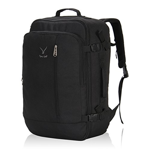 Hynes-Eagle-38L-Flight-Approved-Weekender-Carry-on-Backpack