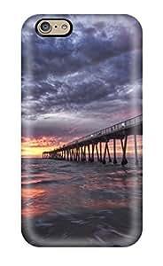 Premium Tpu Locations Hermosa Beach Cover Skin For Iphone 6