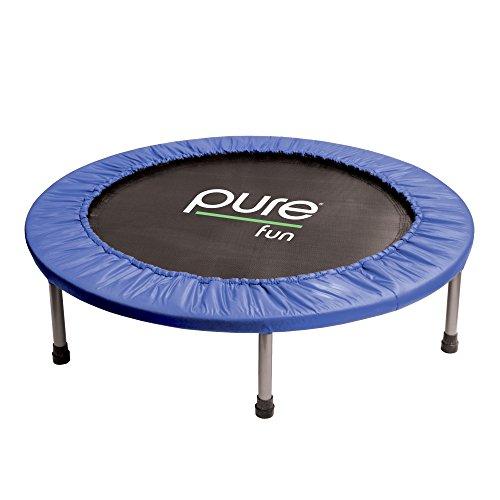 "Pure Fun 40"" Mini Rebounder Trampoline, Ages 13+"