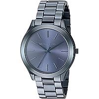 Michael Kors Women's Slim Runway Blue Watch MK3419