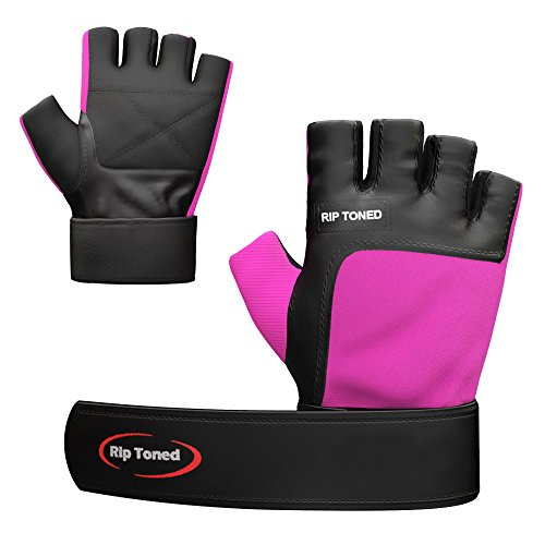 Weight Lifting Gloves Rip Toned