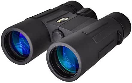 CVLIFE 10X42 Binoculars Bird Watching Binocular with a Carrying Pouch Clear View