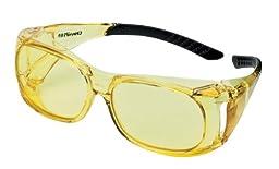 Champion Over-Spec Ballistic Glasses (Amber)