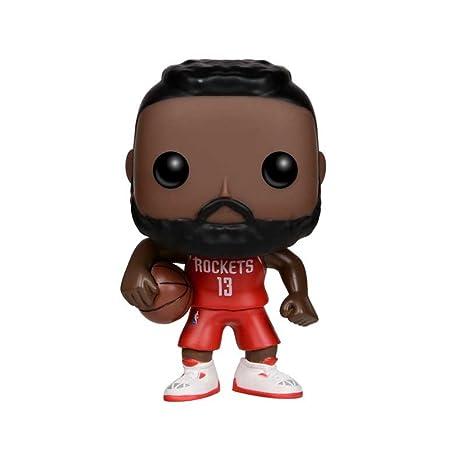 e002a8a717a2 Amazon.com  Funko Pop Sports NBA Series 3 James Harden Rockets Vinyl  Figure  Toys   Games