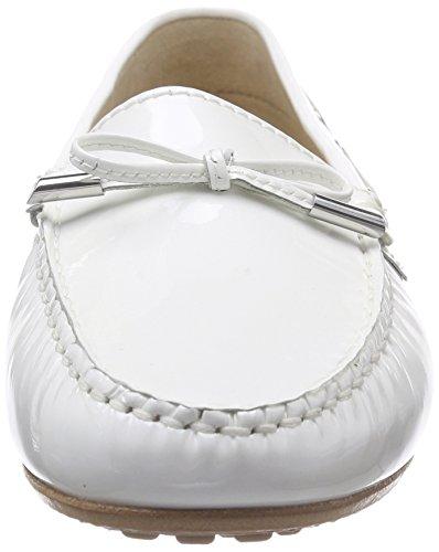 SiouxLovina-151 - Mocasines Mujer Blanco - blanco (blanco)