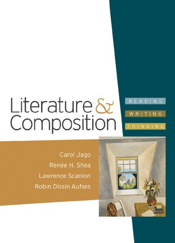 Literature & Composition: Reading - Writing - Thinking Pdf