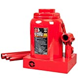 BIG RED T93007 Torin Hydraulic Stubby Low Profile