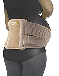 Meditex Maternity Belt - Breathable & Comfortable Pregnancy Support (Small/Medium)
