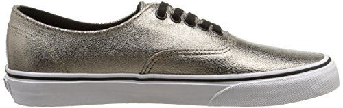 Decon True Zapatillas Bajas Dorado U Metallic White Unisex Authentic Bronze Vans qzFEnat