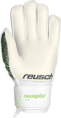 Reusch Soccer Receptor SG Finger Support Junior Goalkeeper Glove