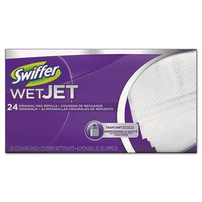 Price comparison product image PGC08443 - Wetjet System Refill Cloths, 14quot; Wide, 3quot; Deep