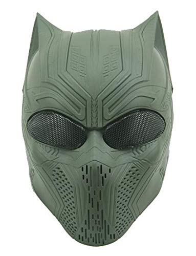 Boys Costume Accessories - Movie Dc T 39 Challa Black Panther Captain America Cosplay Props Mask Skull Anime Acc Accessory - Accessories Anime Skull Boys Costume Accessories Giant Halloween
