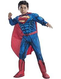 Costume DC Superheroes Superman Deluxe Child Costume, Medium